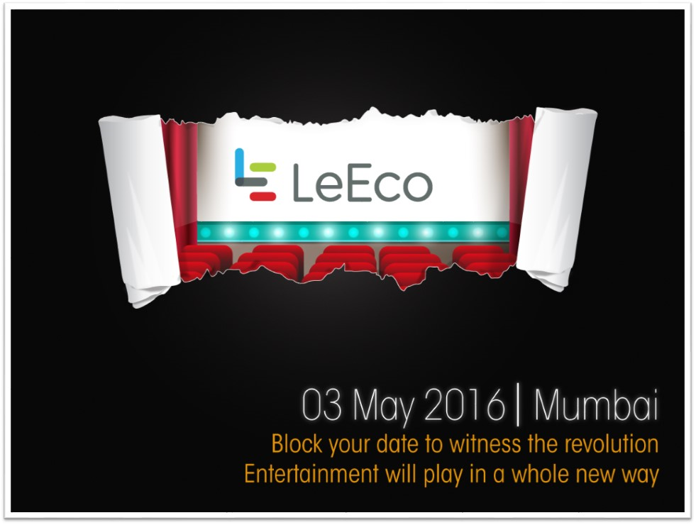 LeEco Launch