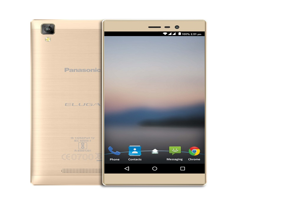 Panasonic Eluga A2 Colors