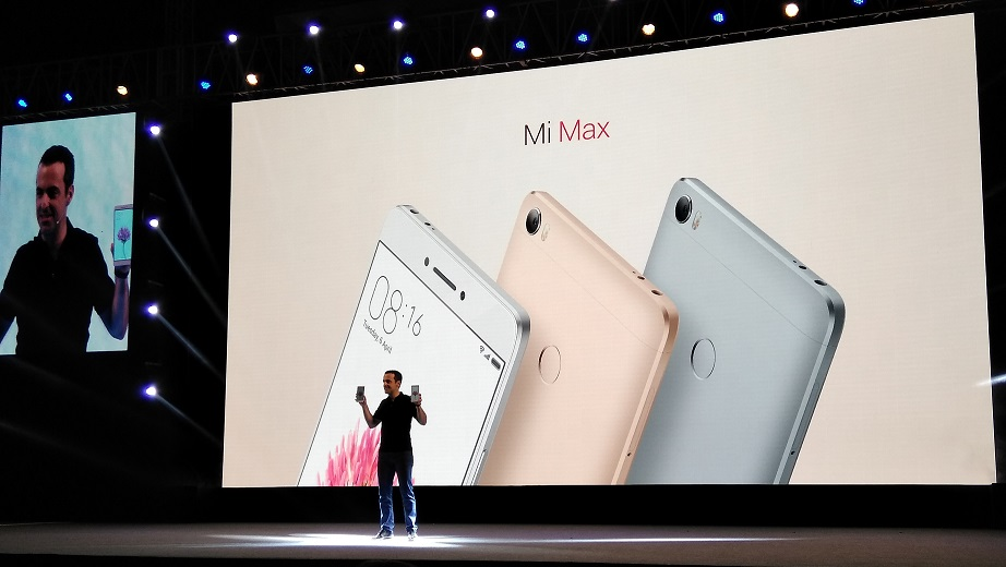 Mi Max Color Variants