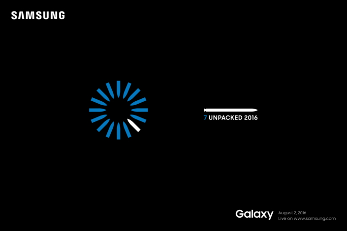 Galaxy Note7 Launch