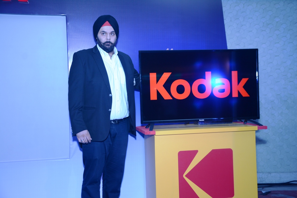 Kodak HD LED launch in India