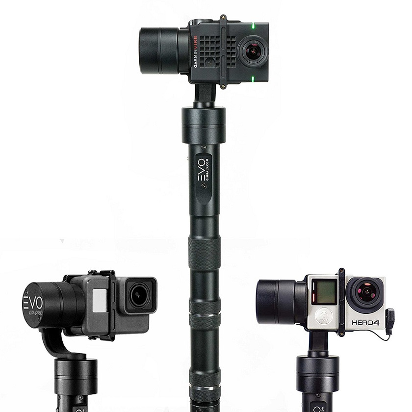 EVO GP 3 Axis Handheld Gimbal for GoPro