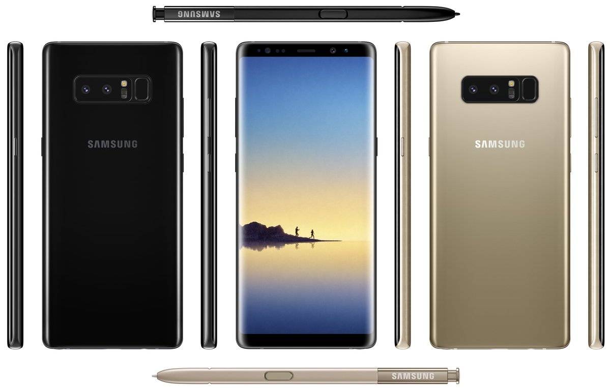 Samsung, Samsung Galaxy Note 8, galaxy note 8, note 8, samsung note 8, Android,galaxy note 8 leaked images, note 8 leaked images, latest leaked images of note 8