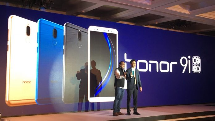 Honor, Honor 9i, Honor 9i camera, Honor 9i india, Honor 9i Price, Honor 9i Price in India, Honor 9i Specifications, Honor 9i Specs, Honor India, Honor Mobiles, Huawei, Huawei honor, Huawei honor 9i, Huawei Honor 9i Specifications, Quad-camera smartphone