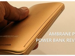 Ambrane P1511 Power Bank Review : It is that good ?