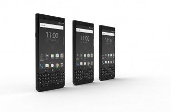 BlackBerry KEYone Launched In India