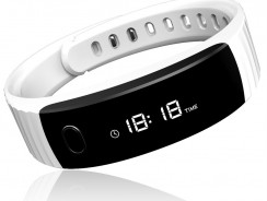 Intex launches FitRist smart band at Rs.999 with 12 days battery life