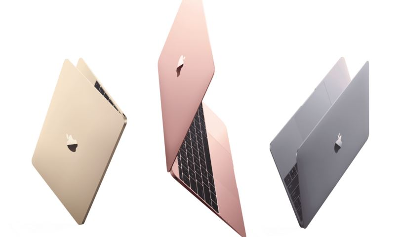 Apple macbook Color option