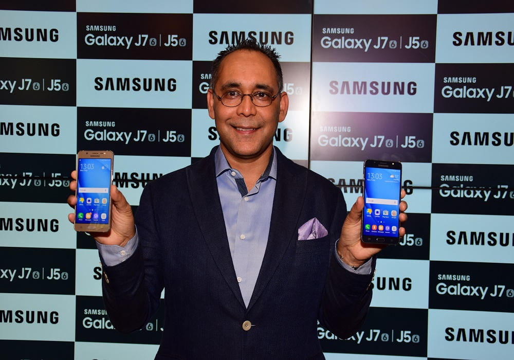 Samsung Launches Galaxy J7 and Galaxy J5 2016