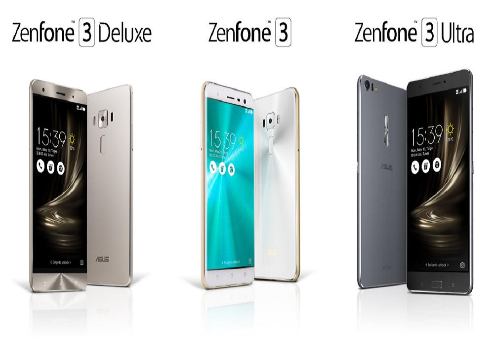 ZenFone 3 Launched