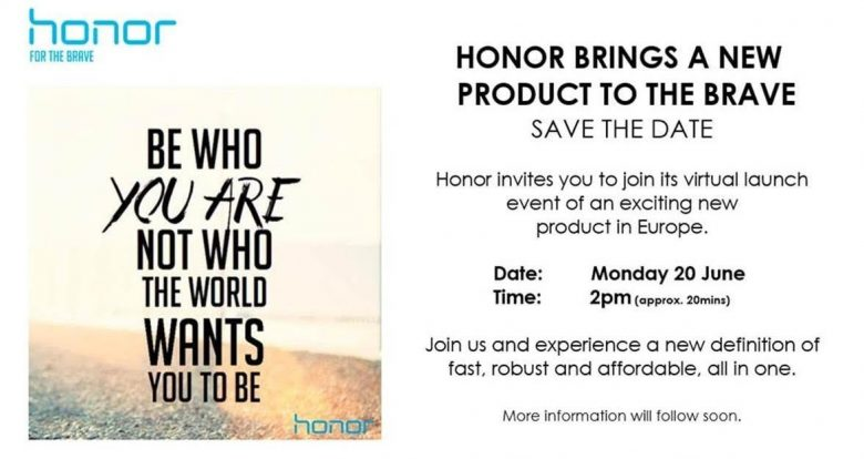 honor invite for VR event