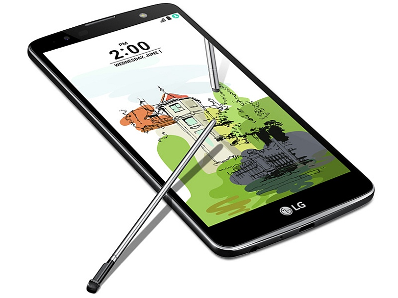 lg stylus 2 plus launched in India