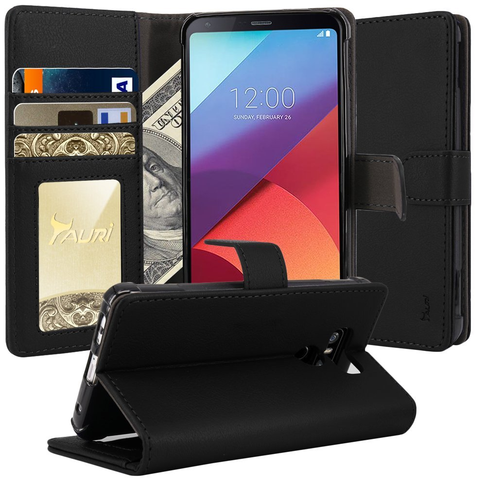 Tauri-Wallet-Leather-case-for-LG-G6-best-case-and-covers-for-LG-G6