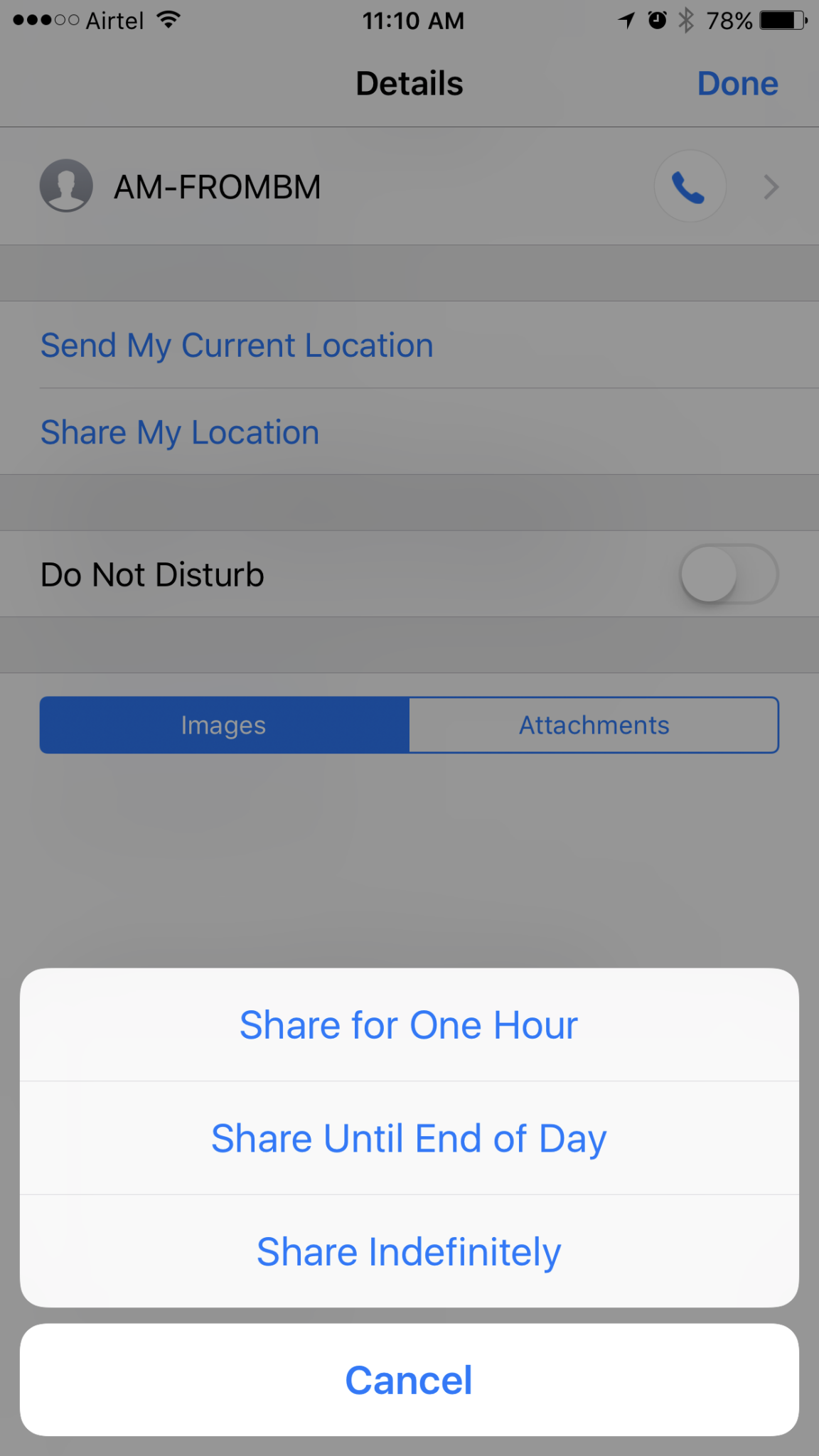 share-live-location-with-contact-ios