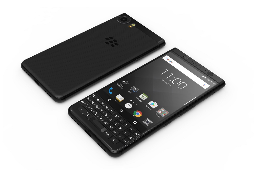 BlackBerry, BlackBerry KEYone, BlackBerry KEYone Price, BlackBerry KEYone Price in India, BlackBerry KEYone Specifications, Mobiles, Android, BlackBerry India, Optiemus, Optiemus Infracom, buy blackberry KEYone,blackberry KEYone amazon