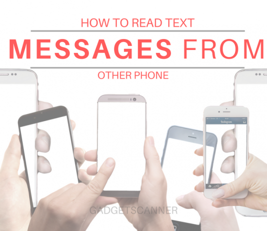 How To Read Text Messages From Another Phone For Free