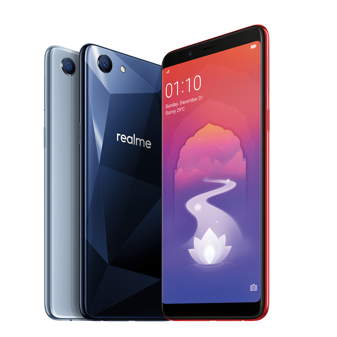 Amazon India, Android, buy realme 1, Oppo, Realme, REalme 1, realme 1 6gb ram, realme 1 launch in india, realme 1 launchin india, realme 1 price in india, Realmi 1 amazon