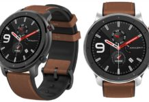 Huami, Amazfit, wearaable, smartwatch, huami amazfit gtr, huami amazfit gtr price in india, huami amazfit gtr features, huami amazfit gtr launch date in india, huami amazfit gtr straps