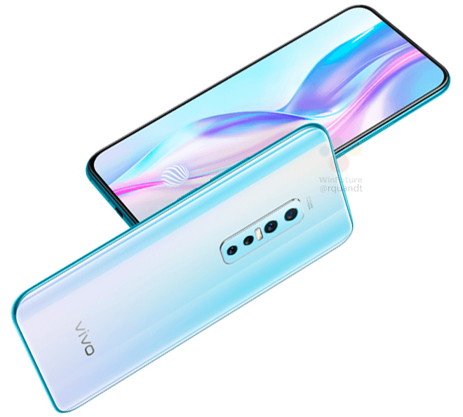Vivo V17 Pro, Vivo V17 pro leaked images, vivo v17 pro specifications, vivo v17 pro dual pop up selfie camera, vivo v17 pro launch date, vivo v17 pro price,vivo v17 pro launch date in india, vivo v17 pro price in india, vivo v17 pro camera specs